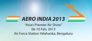 Aero India 2013
